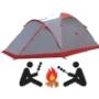 2-х местные палатки