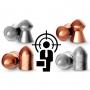 Пули и шары 4,5 мм, CO2 и аксессуары