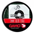 Пули свинцовые для пневматического оружия Gamo Match Diablo (250 шт)