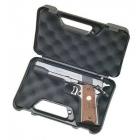 Кейс пистолетный черный 6*15*23 (14212) пластик