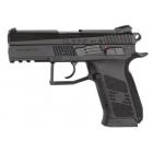 Пистолет пневматический ASG CZ-75 P-07 DUTY металл / черный
