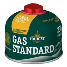 """Газовый баллон """"Gas Standart 230 g"""" (резьбовой)"""