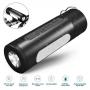 Многофункциональная Bluetooth колонка + фонарь + PowerBank 5200 mAh, m-01