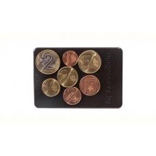 Магнитная карманная монетница