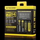 Зарядное устройство Nitecore Digicharger D4 с LED дисплеем