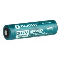 Olight 18650 Li-ion аккумулятор емкостью 3200 мАч