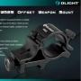 Крепление Olight WM10 для фонарей на планку Weaver и Picatinny