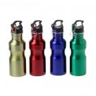 Фляжка-бутылка с карабином 750 мл