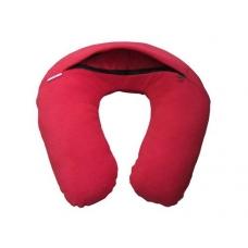 Дорожная подушка с кармашком для ценных вещей