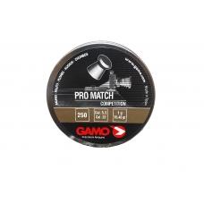 Пули свинцовые для пневматического оружия Gamo Pro Match (250 шт)