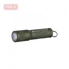 Ультрафиолетовый фонарь Olight I3UV EOS OD Green