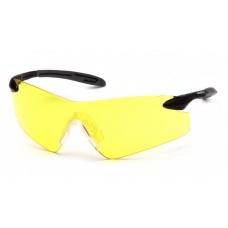 Очки Pyramex Intrepid II SB8830S желтые линзы 89% светопропускаемость