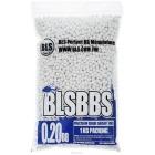 Шарики пластиковые для страйкбола BLS Perfect, 6 мм, 0,2 гр., 1 кг