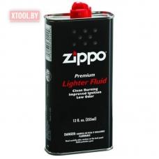 Бензин для зажигалок Zippo Lighter Fluid, 355 мл