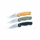 Нож Ganzo G730 (черный, оранжевый, зеленый)