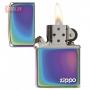 Зажигалка ZIPPO Multi Color Zippo Logo