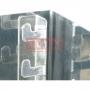 Гриль Esbit на угле компактный из нержавеющей стали