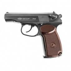 Пневматический пистолет Gletcher PM (ПМ, Макаров) 4,5 мм nbb