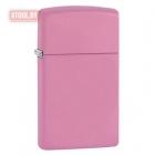 Зажигалка ZIPPO Slim® Pink Matte
