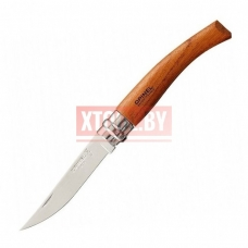 Нож филейный Opinel №8, нержавеющая сталь, рукоять бубинга