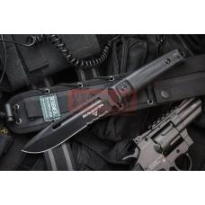Нож Kizlyar Supreme Фельдъегерь (Feldjager) AUS-8 BTS