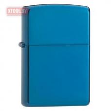 Зажигалка ZIPPO High Polish Blue