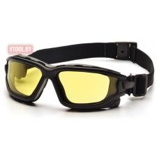 Очки Pyramex I-Force (Wolfhound) SB7030SDT (Anti-Fog) желтые линзы 89% светопропускаемость