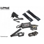 Lupine Piko 4 SmartCore, светодиод 2*Cree XM-L2, мощность 1200 люмен (комплект с АКБ 3,3 А/ч)