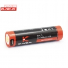 Аккумулятор Klarus 18650UR26 2600 mAh (+USB порт зарядки)
