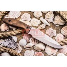 Нож Kizlyar Supreme Flint AUS-8 Satin