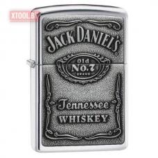 Зажигалка ZIPPO Jack Daniel's®