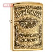 Зажигалка ZIPPO Jack Daniels®