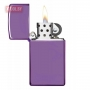 Зажигалка ZIPPO Slim® High Polish Purple