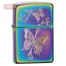 Зажигалка ZIPPO Multi Color Butterflies