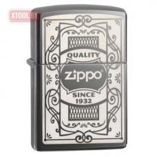Зажигалка ZIPPO Quality Zippo