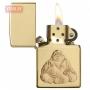 Зажигалка ZIPPO Laughing Buddha