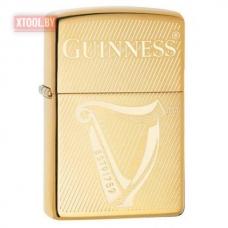 Зажигалка Zippo Guinness® Logo