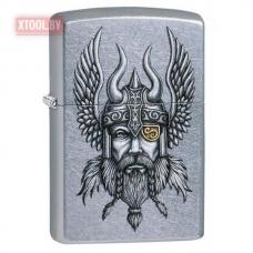 Зажигалка ZIPPO Viking Warrior Design