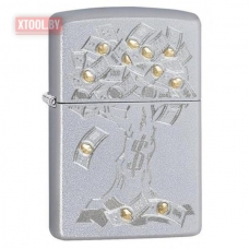 Зажигалка ZIPPO Money Tree Design