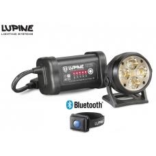 Lupine Wilma R 7, светодиод 4*Cree XM-L2, мощность 2800 люмен (комплект с АКБ 6,6 А/ч)
