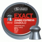 Пули для пневматики JSB EXACT JUMBO EXPRESS DIABOLO 0,930g 5,52mm 500шт