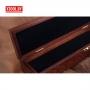 Кейс подарочный для ножа, Морёный бук 35 см
