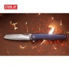 Нож Mr.Blade SNOB M390 Titanium