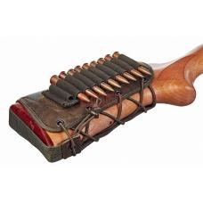 Патронташ на приклад на 10 патронов (7,62 кбр) ЛАЙТ