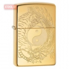 Зажигалка ZIPPO Tiger and Dragon Design