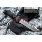 Нож Kizlyar Supreme Dominus AUS-8 Satin Seratted