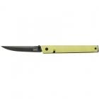 Складной нож CRKT 7096YGK CEO Bamboo