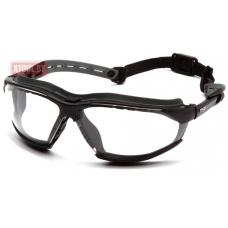 Очки Pyramex Isotope GB9410STM (Anti-Fog) прозрачные линзы 96% светопропускаемость