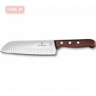 Нож сантоку Victorinox Rosewood Santoku 6.8520.17G