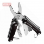 Мультитул LEATHERMAN SQUIRT PS4 BLACK 831195
